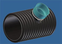 Advanced Drainage Systems Inserta Tee