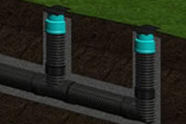 Corrugated Drain Pipe Grate